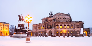semperoper winter